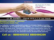 residential flats in greater noida 8800496200