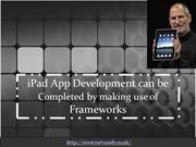 iPad Apps Development in London, UK