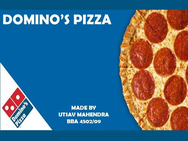 Pizza Ppt Template Yeniscale