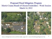 Morris County Flood Mitigation (Buyout) Program