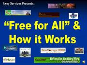 Free for All & How it Works