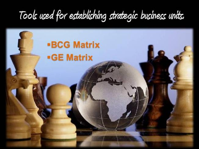 New BCG Matrix Diagram |authorSTREAM