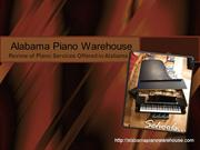 Alabama Piano Warehouse - Review of Piano Services Offered in Alabama