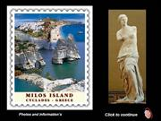 MILOS   ISLAND GREECE ( Nikos)