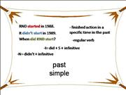 Past Simple_Present Perfect