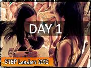 NSTP STEP Leaders 2012