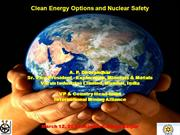 Clean Energy & Nuclear Safety