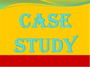 CASE STUDY