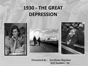 1936 greate depression