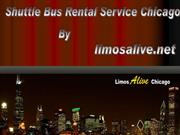 Shuttle Bus Rental Service Chicago