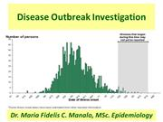 Disease Outbreak Investigation
