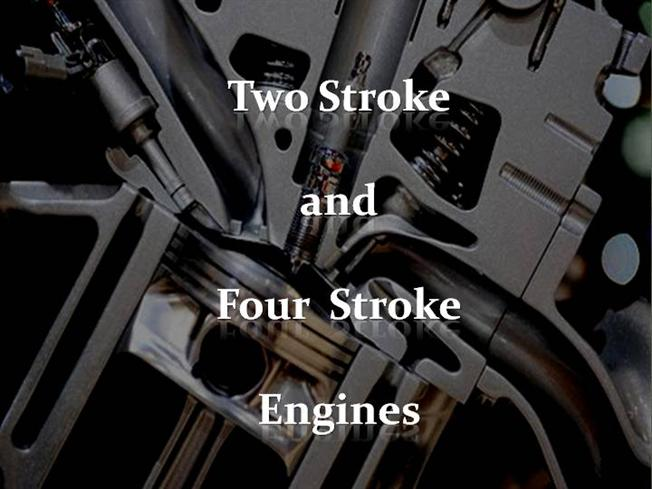Four Stroke And Two Stroke |authorSTREAM