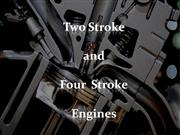 four stroke and two stroke