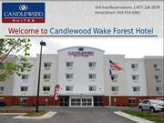 Hotel in Wake Forest NC