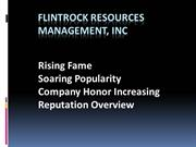 Flint Rock Resources
