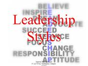 Leadership Styles (2)