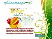 African Mango weightloss