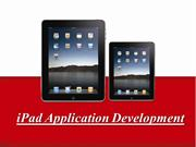 All About iPad Application Development