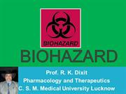 biohazards part 1