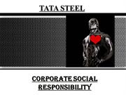 csr activity on tata steel