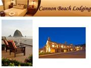 Cannon Beach Lodging - Unique Lodging Options For Your Beach Vacation