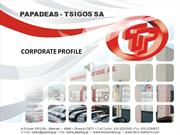 PAPADEAS-TSIGOS SA - CORPORATE PROFILE