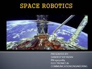 SPACE  ROBOTICS-1