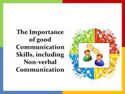 Communication Skills B12 Vitamin Presentation