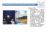 Residential Real estate Property NCR 9266176767
