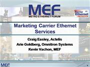 20070924 16-00 Marketing Carrier Etherne...