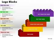 FIVE STEPS OF BUILDING BLOCKS BUSINESS SUCCESS