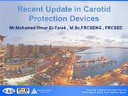 Recent Update in Carotid Protection Devices