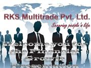 RKS MULTITRADE Pvt. Ltd. Presentation