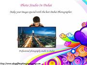 Photo Studios In Dubai