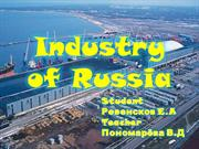 Industry of Russia