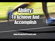 Ability Movie PPT Version Preview (PPT Quotes & Music)