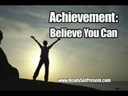 Achievement Movie PPT Version Preview (PPT Quotes & Music)