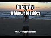 Integrity Movie PPT Version Preview (PPT Quotes & Music)