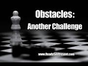 Obstacles Movie PPT Version Preview (PPT Quotes & Music)