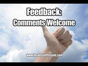 Feedback Movie PPT Version Preview (PPT Quotes & Music)