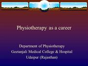GMCH - Physiotherapy