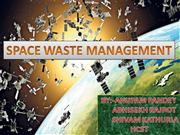 Space Waste Mangment