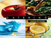 Oklahoma City University Catering Guide 2008-2009