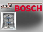 Bosch Dishwasher - History and Features of Dishwasher Appliances