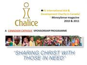 Chalice - Host a Dinner, Change a Life!