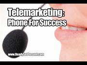 Telemarketing Movie PPT (PPT Quotes & Music)