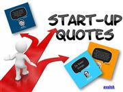 Inspirational Quotes for Start-Ups