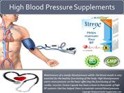Herbal Treatment for High Blood Pressure