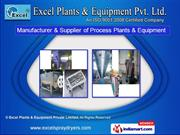 Excel Plants & Equipment Private Limited   Maharashtra   India