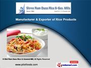 Shri Ram Dass Rice & General Mill   Punjab   India